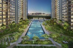 parc central residences price